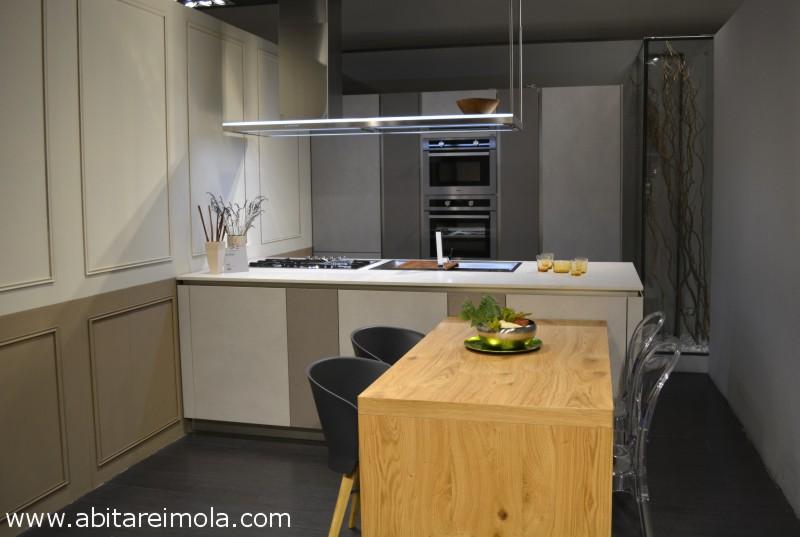 way snaidero imola bologna cucina cucine arredamento design isola forme centro stanza resina nuove mobili mobilificio bologna