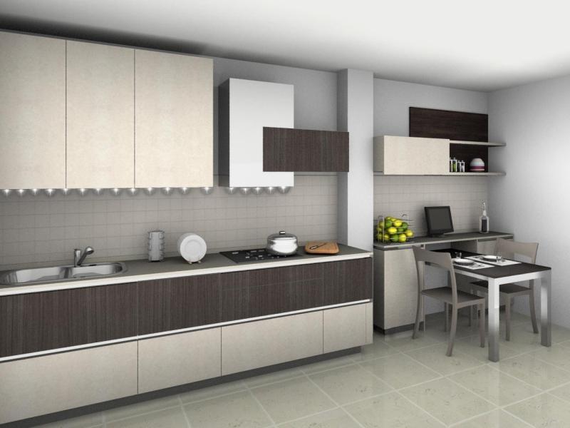 arredare casa con cucina moderna way di snaidero a imola