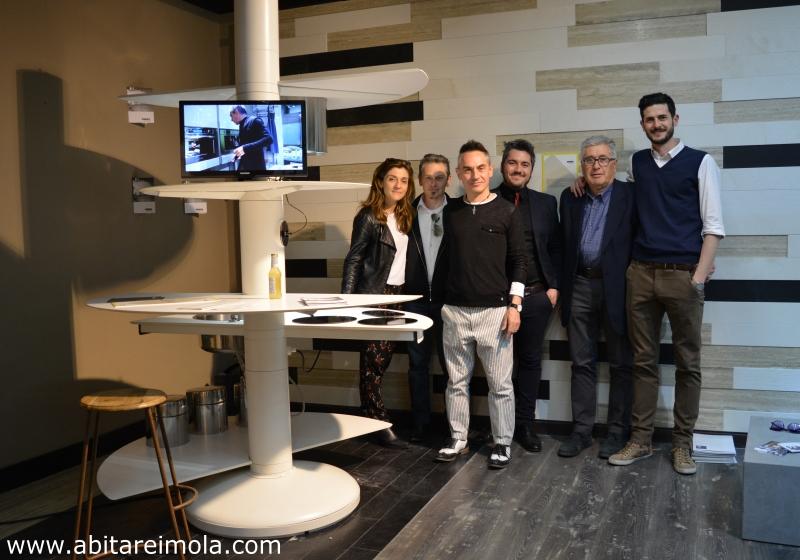 innovation innovative kitchen fuorisalone via tortona fuorisalone 2017 basic cell oikos cucine cusina isola bianca mobilificio arredamento bologna imola