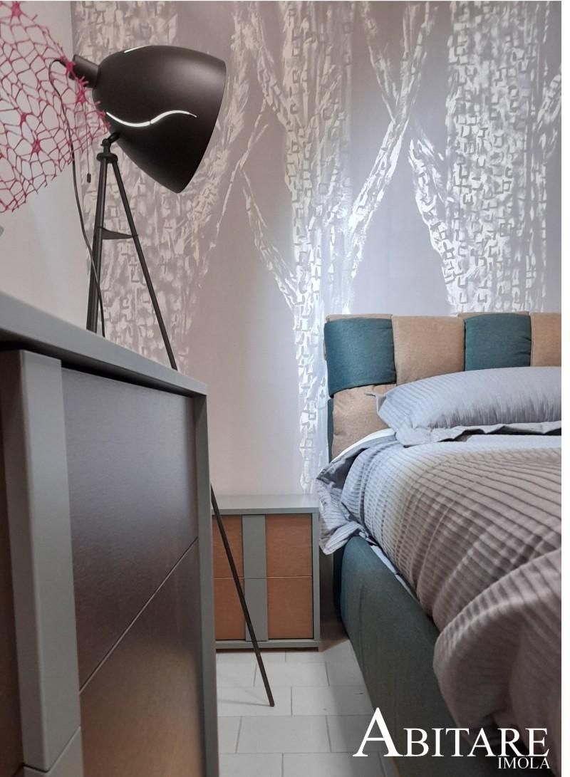 arredamento imola arredare casa camera da letto matromoniale bronzo verde bosco letto imbottiro bologna lugo reda faenza medicina san lazzaro ozzano emilia