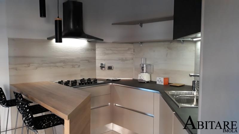 arredare casa angolo cottura open space cucina moderna componibile imola bologna san lazzaro ozzano osteria grande arredamenti mobilificio