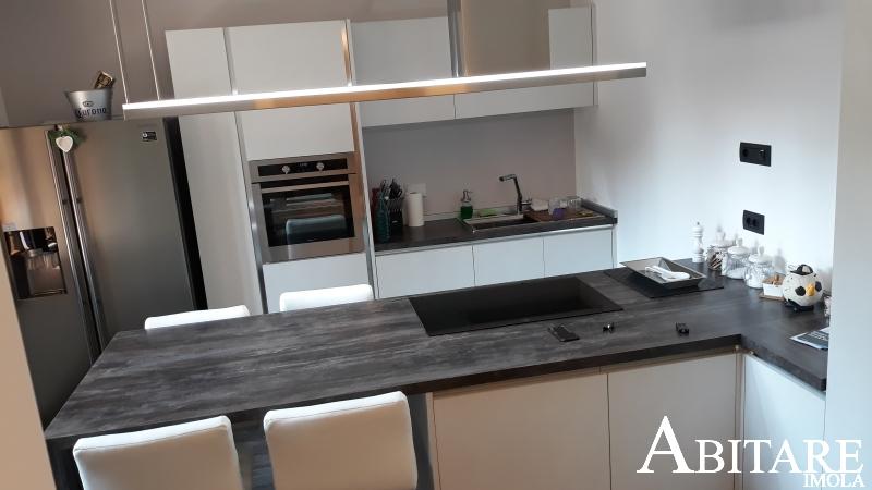 arredare casa cucina cucine senza maniglia bologna imola ozzano san lazzaro design isola cucine mobilificio cappa falmec