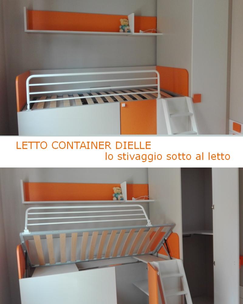 letto container contenitore dielle imola arredamento bologna provincia protezione senza formaldeide arredare camerette