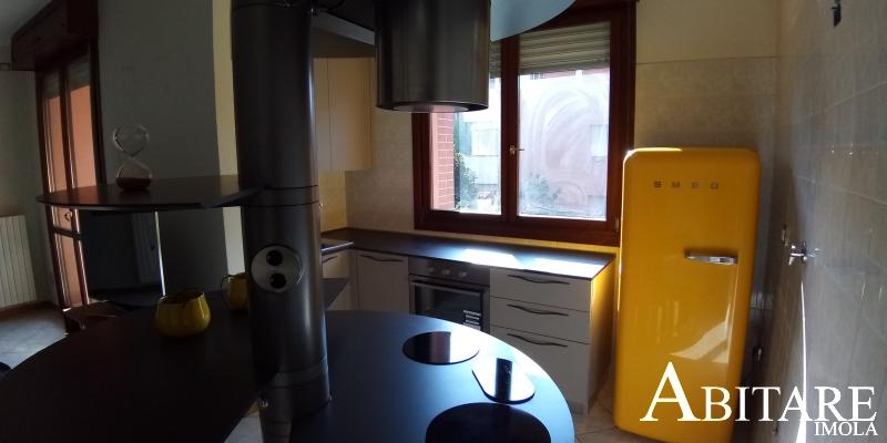 treestyle kitchen interior design furniture cucina oikos isola centrostanza cappa induzione moderna arredamento bologna provincia innovation faenza frigo smeg