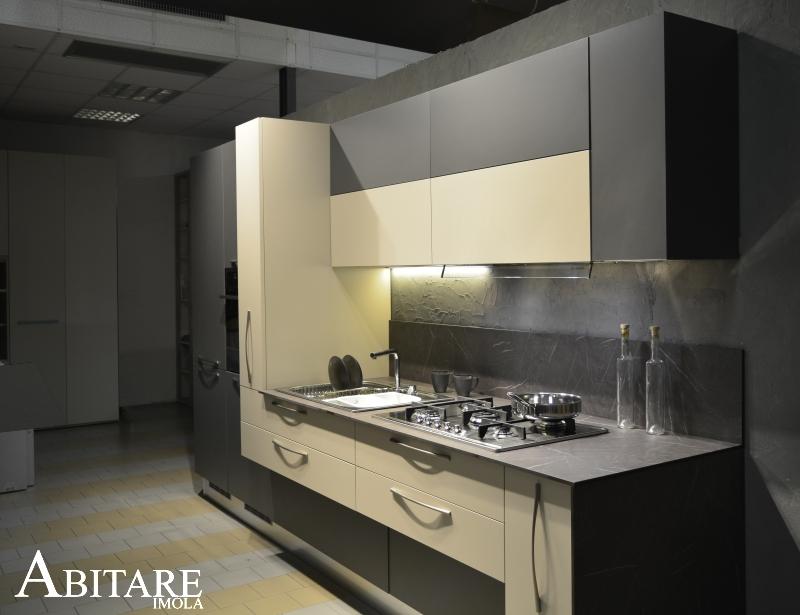 elle75 cucina blocchi moderna arredamento interior design arredare casa cucine imola provincia bologna budrio medicina mobili oikos hpl cappa nel pensile